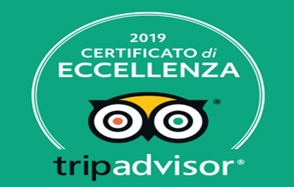Eccellenza trip advisor 2019
